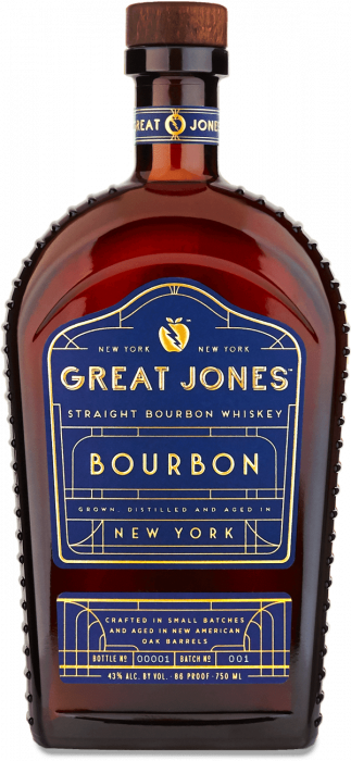 Great Jones Straight Bourbon 750ml