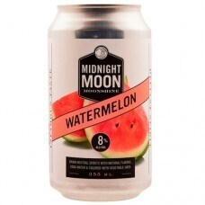 Midnight Moon Watermelon Moonshine 4/355ml Cans
