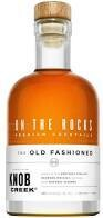 On The Rocks 'Knob Creek' The Old Fashioned 375ml