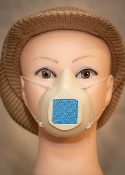 Adult Face Mask - Vanilla