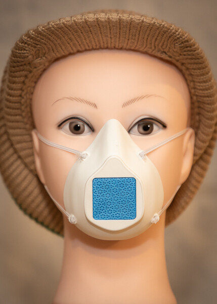 Adult Face Mask - White