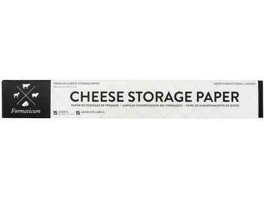 Cheese Storage Paper