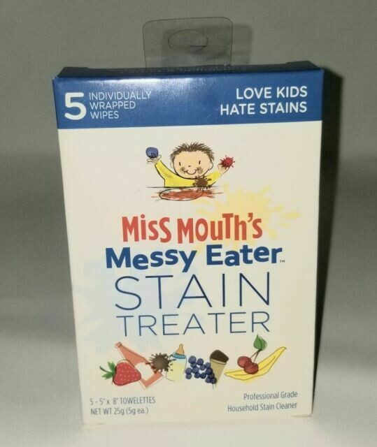Messy Eater Stain Treater