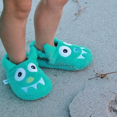 Yikes Twins Slippers