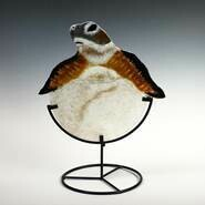 Turtle Egg Glass Sculpture