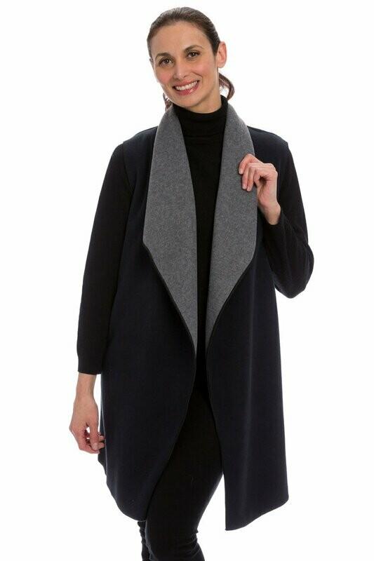 Reversible Fleece Vests