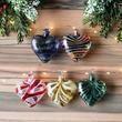 Artisan Heart Ornaments