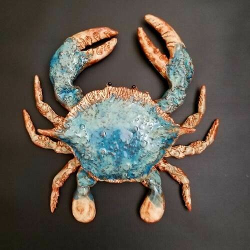 Vicki Sutton Crab