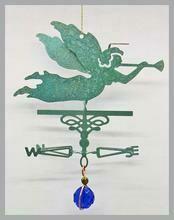 Miniature Weathervane Ornaments