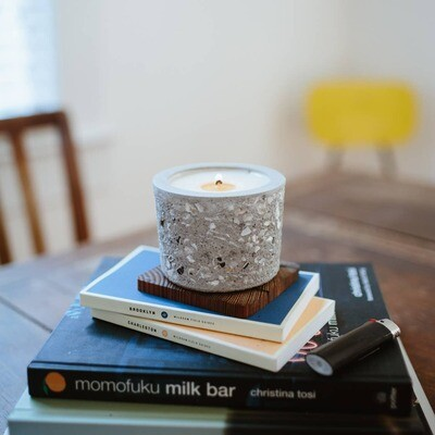 Lowcountry Tabby Candle