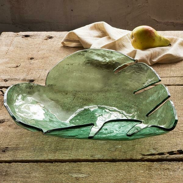 Palm Frond Bowls