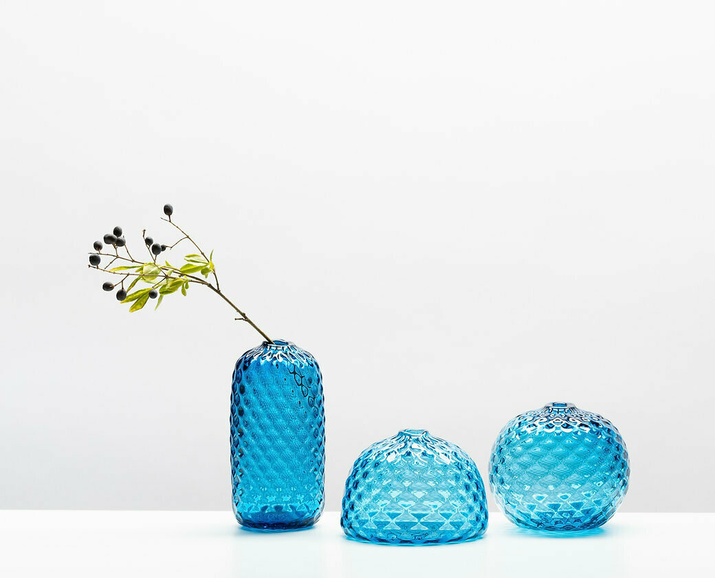 Pineapple Buddies Vases