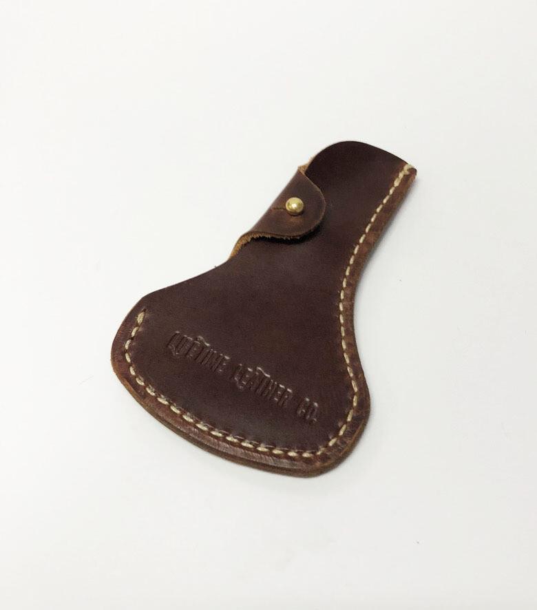 Leather Razor Holder