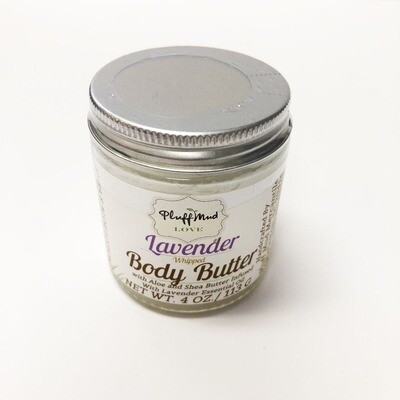 Pluff Mud Mercantile Body Butters