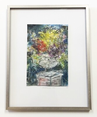 Helen Newton Framed Abstracts