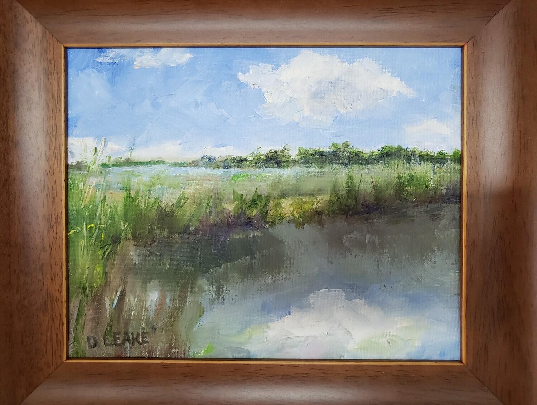 Diane Leake Original Oil Paintings