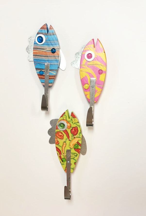 Jo Watson Silverware/Knife Fish