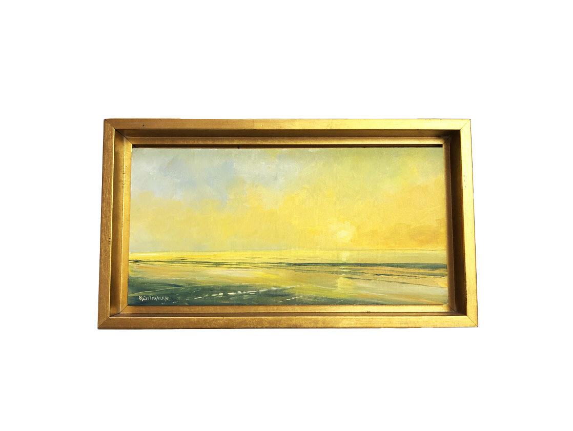 Keith Wilkie 6 x 12 Oils