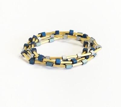 Mini Cube Bracelet