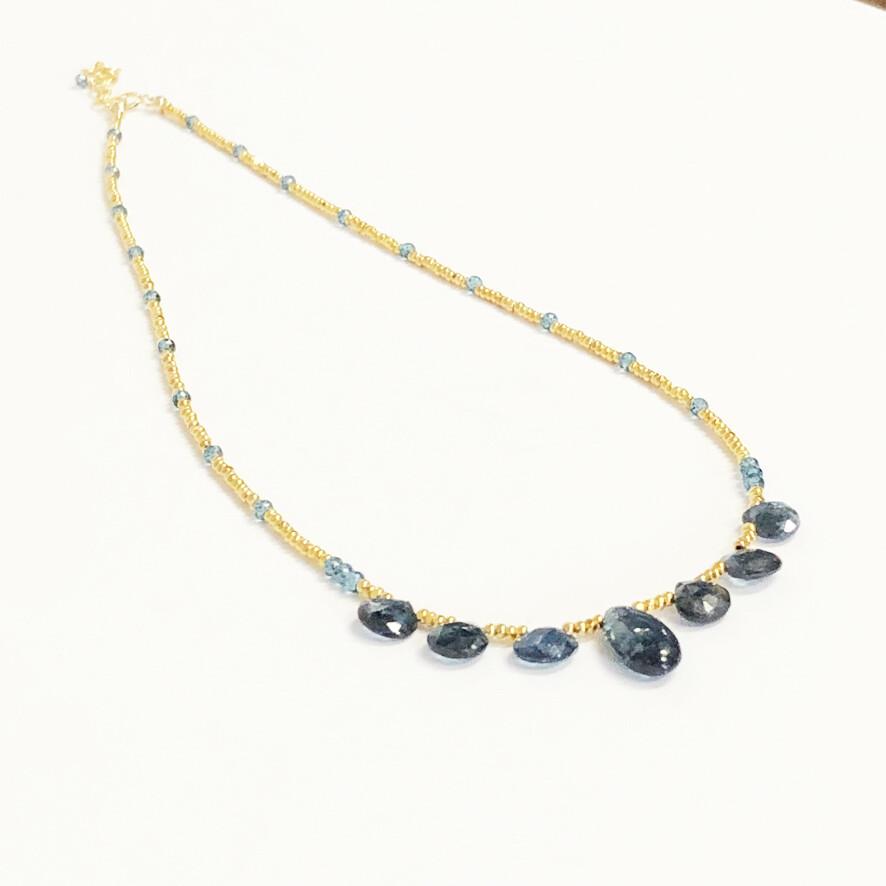 Indigo Garden Jewelry Collection