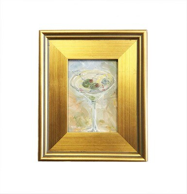 Keith Wilkie 5 x 7 Oils