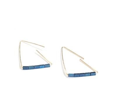 Vanity Hoop Earrings