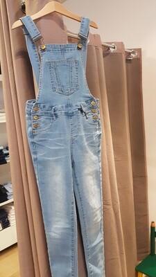 Indian Blue Jeans Salopette