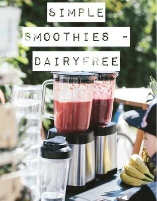 Simple Smoothies - Dairyfree