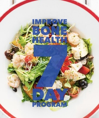 Improve Bone Health 7 Day Program