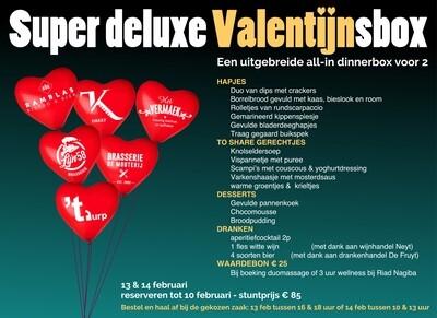SUPER DELUXE VALENTIJNSBOX
