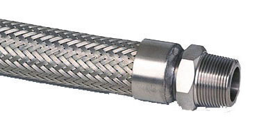 Stainless Steel Flex Hose