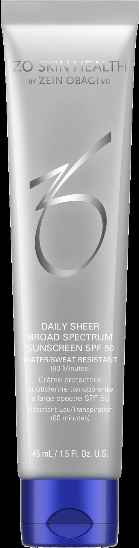 ZO Skin Daily Sheer Broad Spectrum SPF50