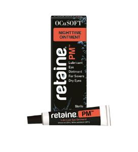 PM Ointment Retaine Ocusoft