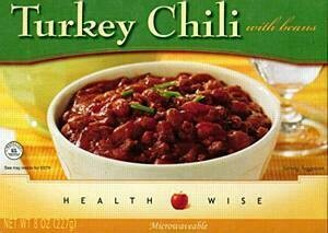 Meal Dinner Turkey Chili With Beans Shelf Stable Entree Healthwise Diet Plan (compare to Ideal Protein)