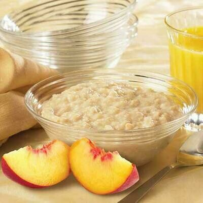 Breakfast Oatmeal Peaches N' Cream Healthwise Diet Plan Box of 7 (compare to Ideal Protein)