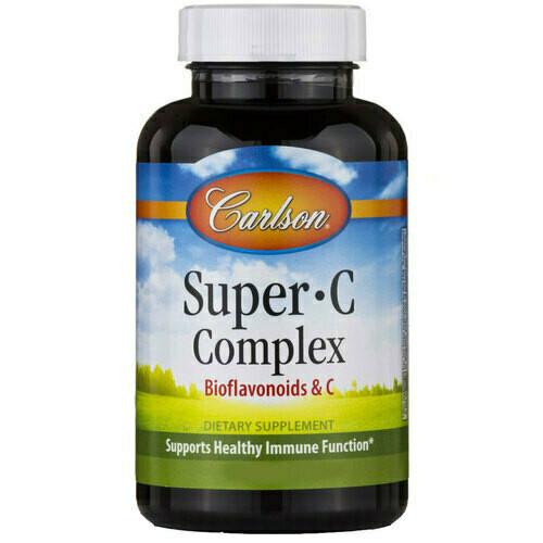 Super-C Complex 100tab Carlson