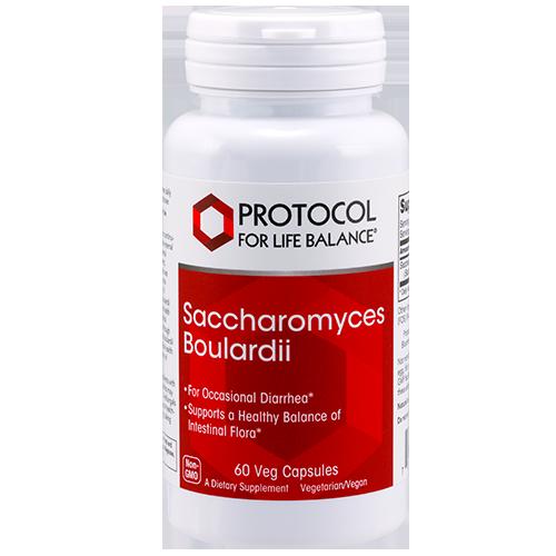 Saccharomyces Boulardi Probiotic 60cap Protocol for Life Balance