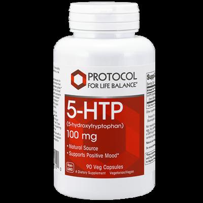 5-HTP 100mg 90 Cap Protocol for Life Balance