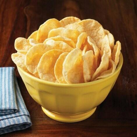 Snack Sea Salt & Vinegar Chips Healthwise Diet Plan (compare to Ideal Protein)