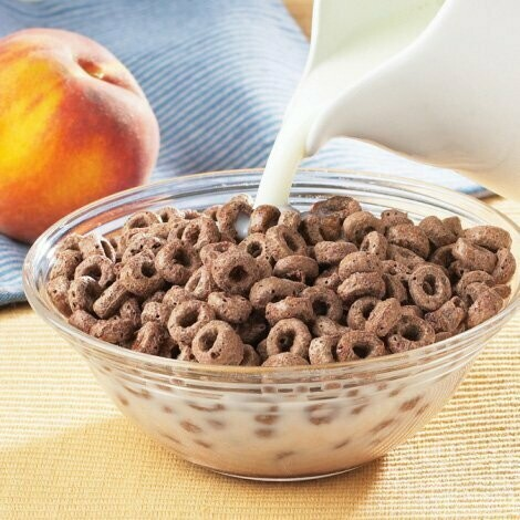 Breakfast Cereal Cocoa Healthwise Diet Foods Box of 5 (compare to Ideal Protein)