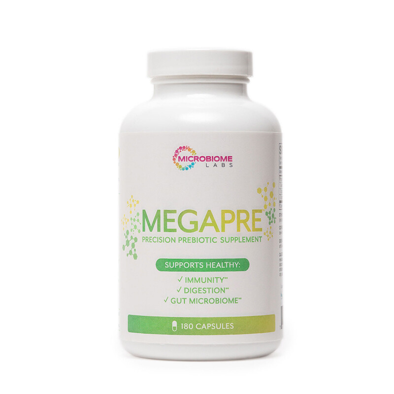 MegaPre Microbiome Labs (Free Shipping)