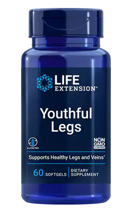 Youthful Legs 60 gels Life Extension