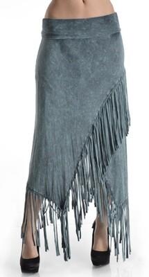 T Party - VRS9627 - Fringe Skirt