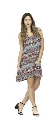 Papillon - PD05673 - Dress swing Paisley print