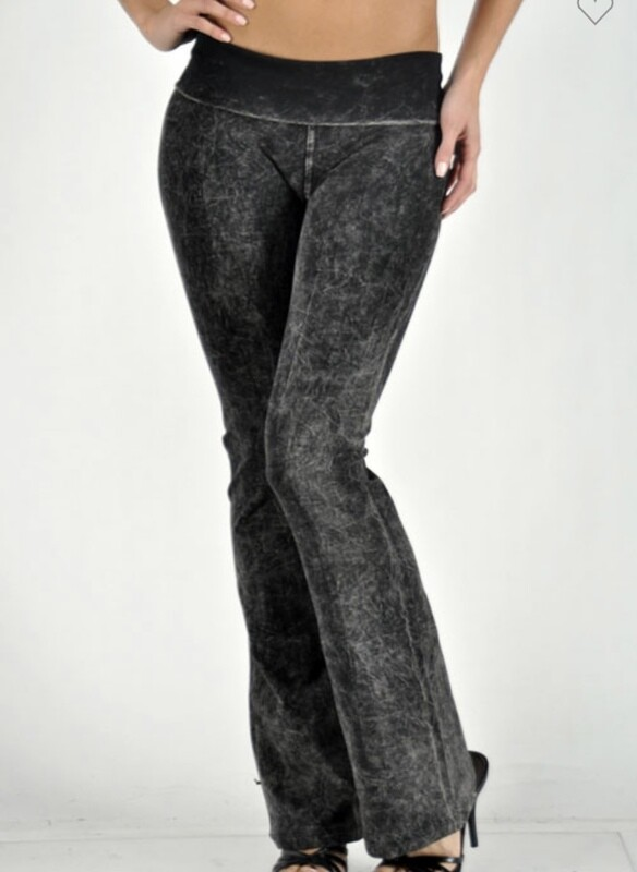 T PARTY - CJ7477 - PANT FOLD OVER WAIST