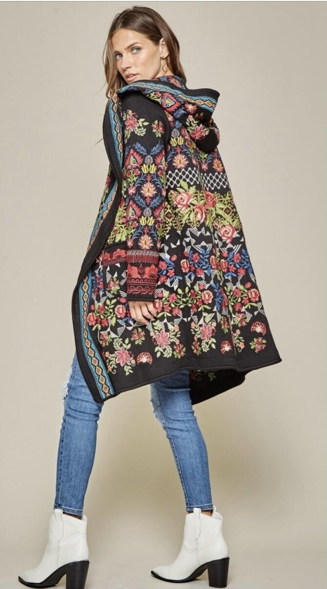 Savanna Jane - K93591 - Jacket Embroidery