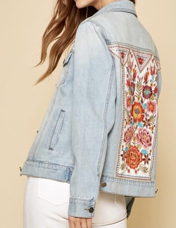 Savanna Jane - 18779 - Jean jacket