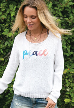 Wooden Ships - Peace Crew Cotton