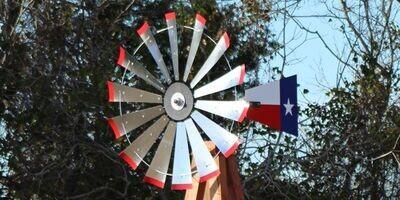 """47"""" Windmill Head Kit for 15' windmill"""