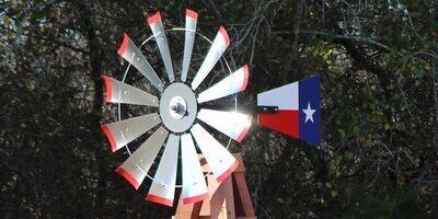 """38"""" Windmill Head Kit for 11' windmill"""